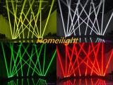 Indicatore luminoso capo mobile chiaro professionale 280W, raggio luminoso del fascio del reticolo 10r per la fase, locale notturno decorato