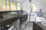 14FT de Aanhangwagen van het voedsel voor Verkoop - in het Werk Orde Klaar te gaan
