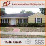Painéis de sanduíche de aço colorido móveis / móveis / modulares / pré-fabricados / aço pré-fabricado Confortável Living Villa