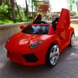 赤いカラー子供の電気自動車RC車
