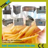 Linha de processamento roxa das batatas fritas das microplaquetas de batata doce do melhor vendedor