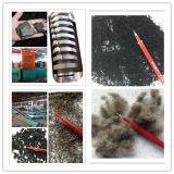 300 ~ 1t / 시간의 폐기물 / 사용 타이어 재활용 기계, 타이어 재활용 기계