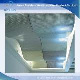 Алюминиевый Perforated лист с волнами