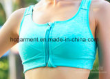 Roupa rapidamente seca do exercício para as mulheres, Women Sutiã, desgaste da ioga