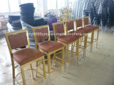 Design e Upholstered buoni Metal Bar Chair