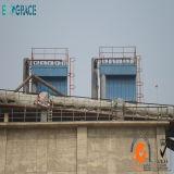 Collettore di polveri gas-polvere del collettore dell'alto canale industriale efficiente