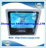 Hete Yaye 18 verkoopt Goede LEIDENE van de MAÏSKOLF van de Prijs 20W Schijnwerper/Openlucht LEIDEN Lichte /LED van de Vloed Verlichting 20W