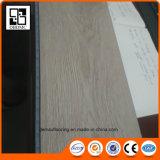 Plancher en bois de planche de cliquetis de vinyle de Lvt d'effet