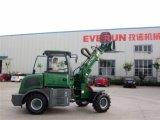 Everun chargeur télescopique de roue de la CE de 1.5 tonne avec l'extension de 4.2m