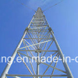 Hochwertiger Stahl galvanisierter Guyed Draht-Aufsatz für Telekommunikation