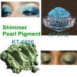 Пигмент Shimmer цвета сырий состава