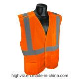 Alta maglia di sicurezza di visibilità con ANSI07 (C2022)