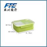 Nahrungsmittelgrad scherzt Plastikmittagessen-Kasten