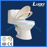 Prix d'une seule pièce de poste de toilette de Siphonic d'articles sanitaires
