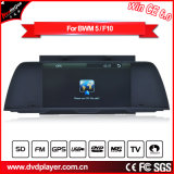 Audio portatile di lettore DVD del Ce di Windows per percorso Hualingan di BMW 5 F10 DVD