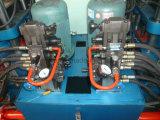 Máquina Vulcanizing lisa automática da borracha de silicone da placa dobro