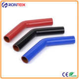 Tubo flessibile di rinforzo del silicone del radiatore di rendimento elevato