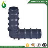 Encaixes do PE da irrigação do conetor do cotovelo de 90 graus