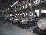 Ce/CIQ/Soncap/ISOの証明書とのホーム及び産業使用のための600kw/750kVA Cummins力の防音のディーゼル発電機