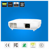 Mundo First 3LCD Mini Home Theater LED Projector (X2000-VX)