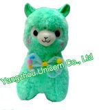 Stuk speelgoed van de Pluche van de Alpaca van de Gift van de Jonge geitjes van Ce het Zachte Gevulde Dierlijke