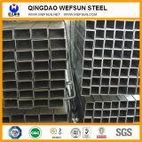 Q195 Q235黒いカラー正方形の鋼管