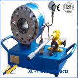 최고 질 12 V Prensa Hidraulica 수동 호스 주름을 잡는 기계
