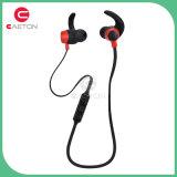 Confortável para desgastar auriculares sem fio de Bluetooth do esporte