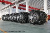 Defensa neumática de goma inflable flotante de Yokohama con el certificado de Dnvgl