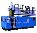Машина дуновения штрангя-прессовани 5 галлонов отливая в форму (FSC80/FSC90)