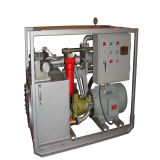 Pompe à ciment hydraulique 10 MPa