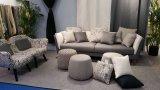 Tela del sofá del telar jacquar del Chenille del poliester del nuevo producto