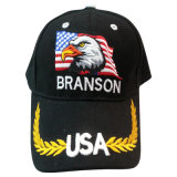 6つのパネルの野球帽Bb151
