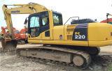 Excavatrice PC220-8 d'occasion de KOMATSU utilisée par bonnes conditions gentilles PC220 à vendre