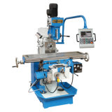Tipo Banco de Alta Precisión Vertical Fresado Zx6350za Maquinaria fabricante con el CE para la venta