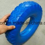 rotella di gomma solida della carriola 16X4.00-8