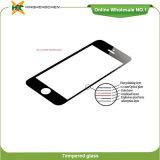 Ganzseitenschoner-ausgeglichenes Glas für iPhone 5 5s 5c