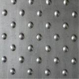 Chapa de aço inoxidável gravada Ba/2b de AISI 430