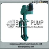 물 처리 착용 무기물 가공을%s 저항하는 원심 수직 집수 펌프