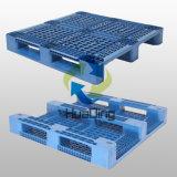 Fabricação plástica resistente da pálete do transporte com HDPE de China