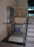 4 Handicapped hidráulicos elétricos HOME-Using o elevador da cadeira de rodas