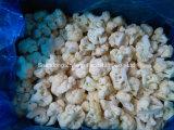 Chou-fleur quick-frozen par qualité