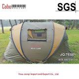 新しい極度の1つの接触によっては4-5人のテントのためのテントの携帯用容易なキャンプのハイキング浜が現れる
