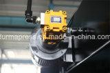QC11k-10X6000 Máquina de cisalhamento de placa de aço de guillotina hidráulica