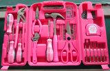 Hilfsmittel-Installationssatz der rosafarbenen Dame-149PCS in durchbrennenfall (FY149B)