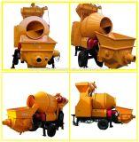 Mezclador concreto caliente de la construcción Jbt30 de la venta con la bomba con alta calidad