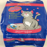 La basura a granel al por mayor de Bentonita gato