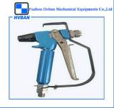 Peças mal ventiladas do pulverizador da pintura, injetor de alta pressão