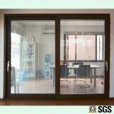 De Thermische Schuifdeur van uitstekende kwaliteit van het Frame van het Profiel van het Aluminium van de Onderbreking, Deur, het Venster van het Aluminium, Venster Kz165