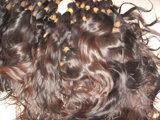처리되지 않은 처리되지 않는 Virgin 사람의 모발, 브라질 Virgin 머리, 인도 Virgin 머리, 러시아 Virgin 머리